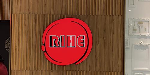 必胜客logo;门头logo;日合门头logo制作