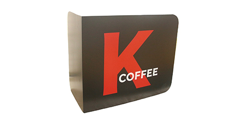 肯德基咖啡围挡优势图