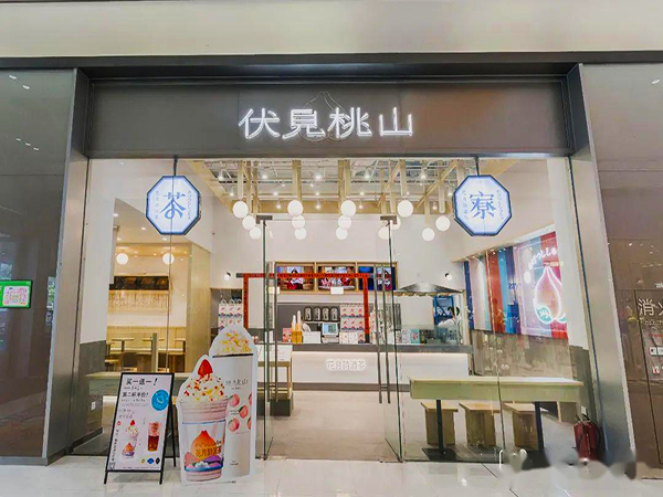 日合:品牌连锁店门头招牌有什么技巧?