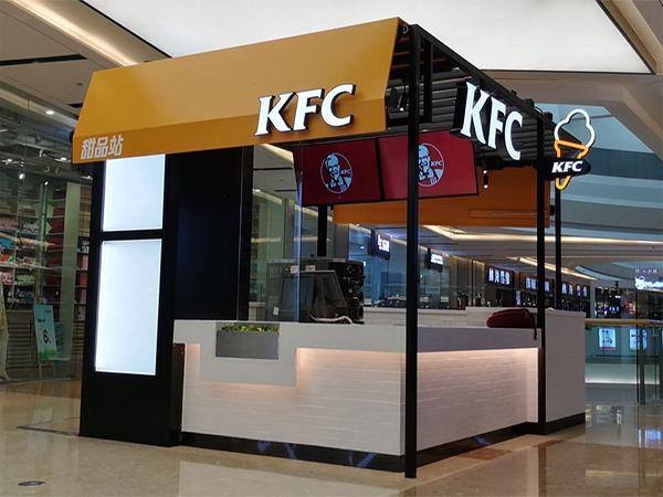 KFC甜品站