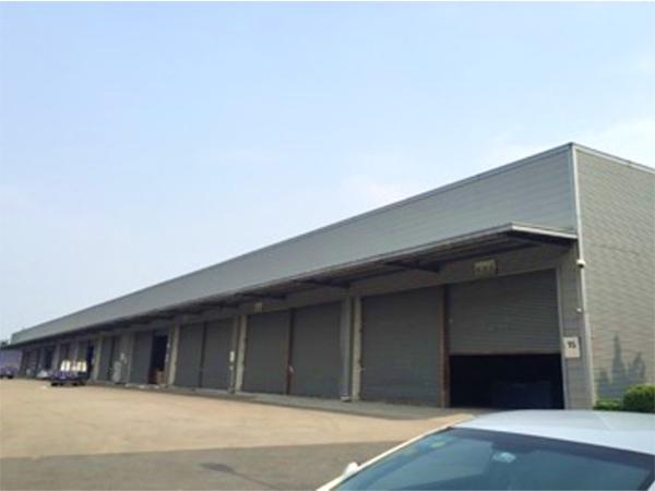 日合-仓储中心