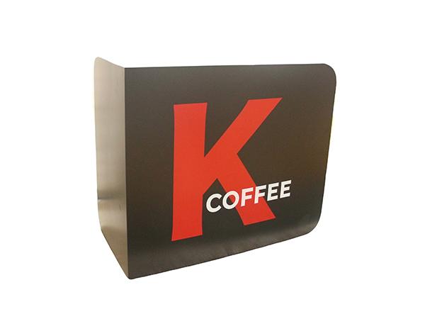 肯德基咖啡围挡